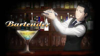 """Últimamente he dado con buenas series, y esta quiero recomendarselas, la serie va de Ryu Sasakura quien se hizo famoso por crear espectaculares y deliciosos cócteles, sus cliente los buscan para encontrar """"El Vaso de Dios"""", sin embargo lo que encuentran es a alguien que los escucha y da solución a sus problemas."""