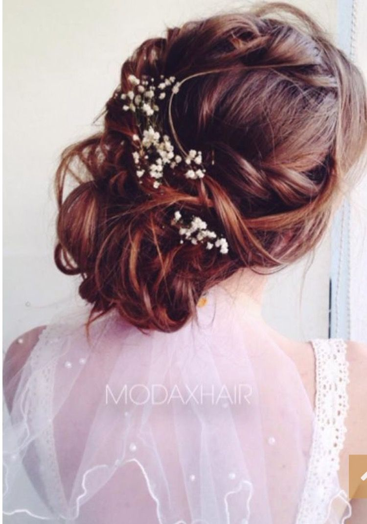 Pin by sian saxby on bridesmaid hair ideas pinterest bridesmaid hair