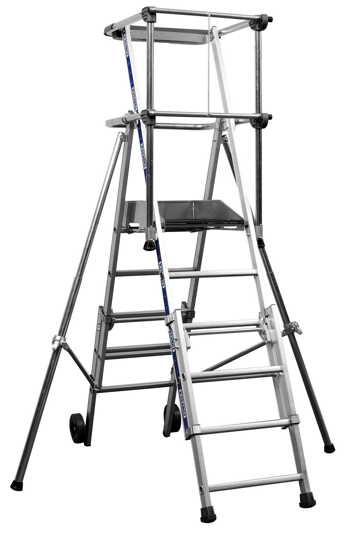Tubesca ladder