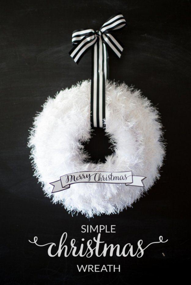 Photo of DIY Weihnachtskränze, die Sie lieben werden