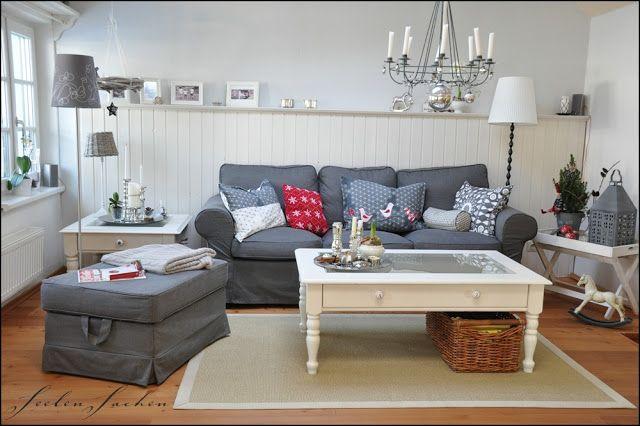 grau wei e weihnachten die zweite lamperie pinterest wei e weihnachten die zwei und grau. Black Bedroom Furniture Sets. Home Design Ideas