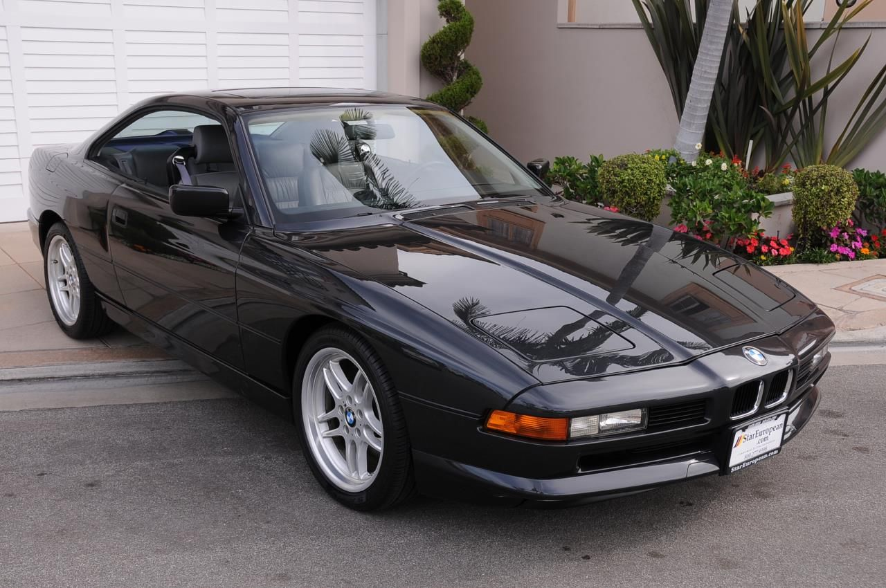 """1993 BMW 850Ci V12 """"Not So Old"""" Sports Cars Used bmw"""