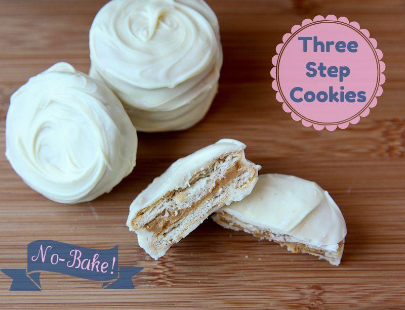 Three Step Cookies The Daily Dish Fun Baking Recipes Kid Friendly Recipes Dessert Holiday Desert Recipes