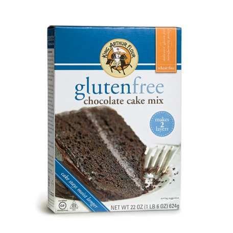Gluten-Free Chocolate Cake Mix | Gluten free chocolate ...