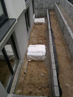 Photo of Werder Havel Granit Lichtschachtböschung bauen Berlin