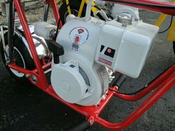 RUPP Minibike with Tecumseh engine | Hooked on Minibikes