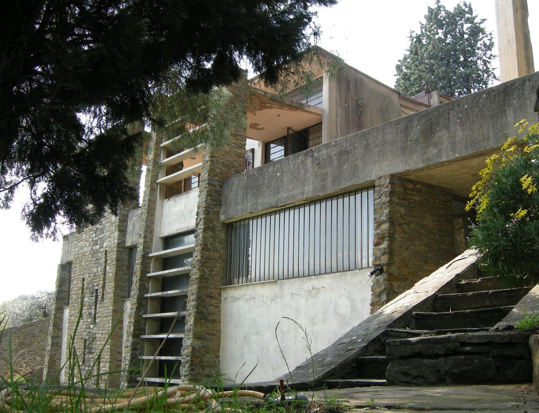 Ricci Casa Letti A Castello.Leonardo Ricci Casa Studio Architettura Architetti Ricci