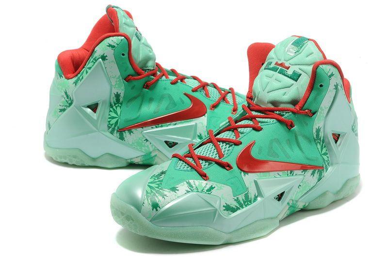 Nike Lebron Xi Chrismas Lbj11 Basketball Shoes For Sale