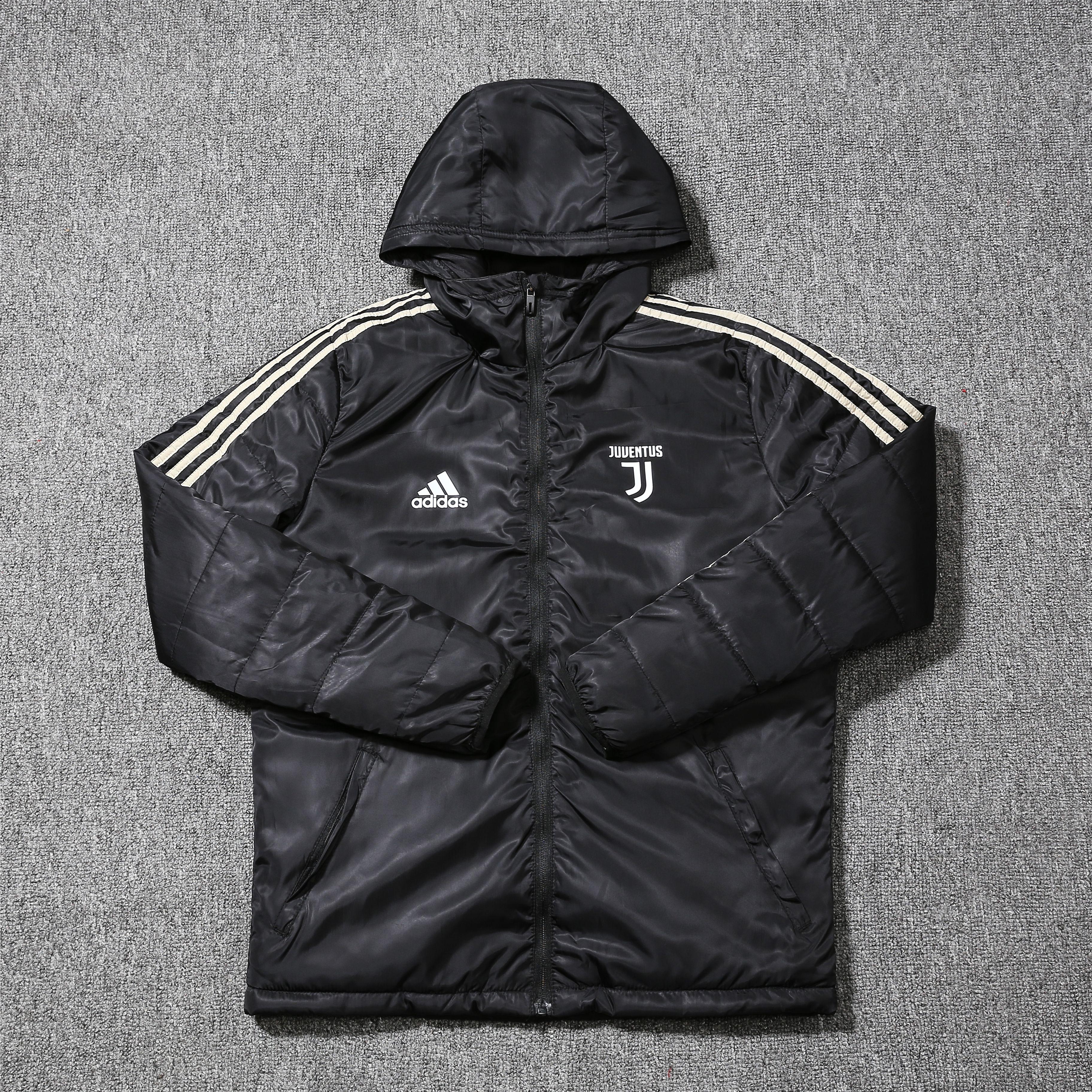 bevásárlás gyönyörű design jó ki x Juventus F.C. Football club 2018 - 19 Replica Adidas Black Hat ...