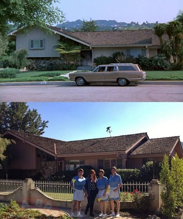 The brady bunch 1969 1974 brady house located at 11222 dilling st north hollywood calif