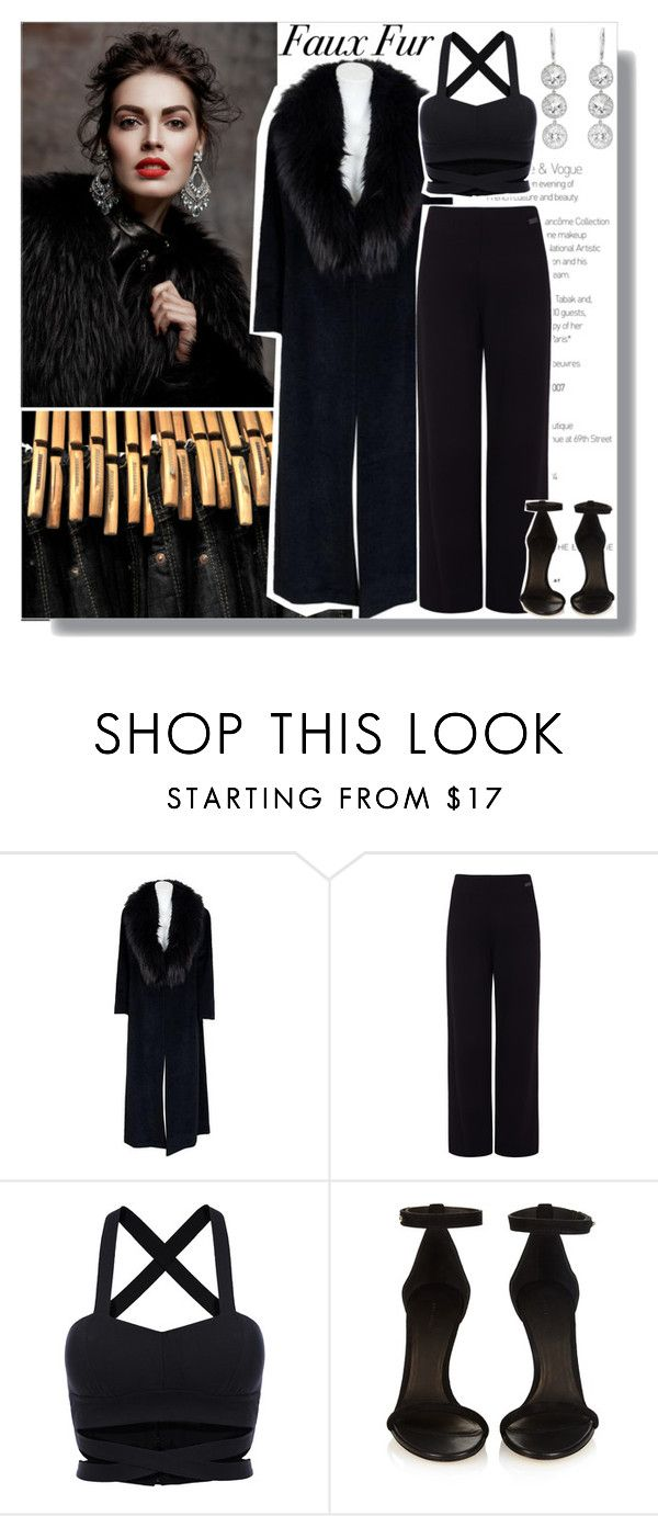 """fauxed"" by xoxlaughingchik ❤ liked on Polyvore featuring Pink Tartan, Isabel Marant, women's clothing, women, female, woman, misses and juniors"