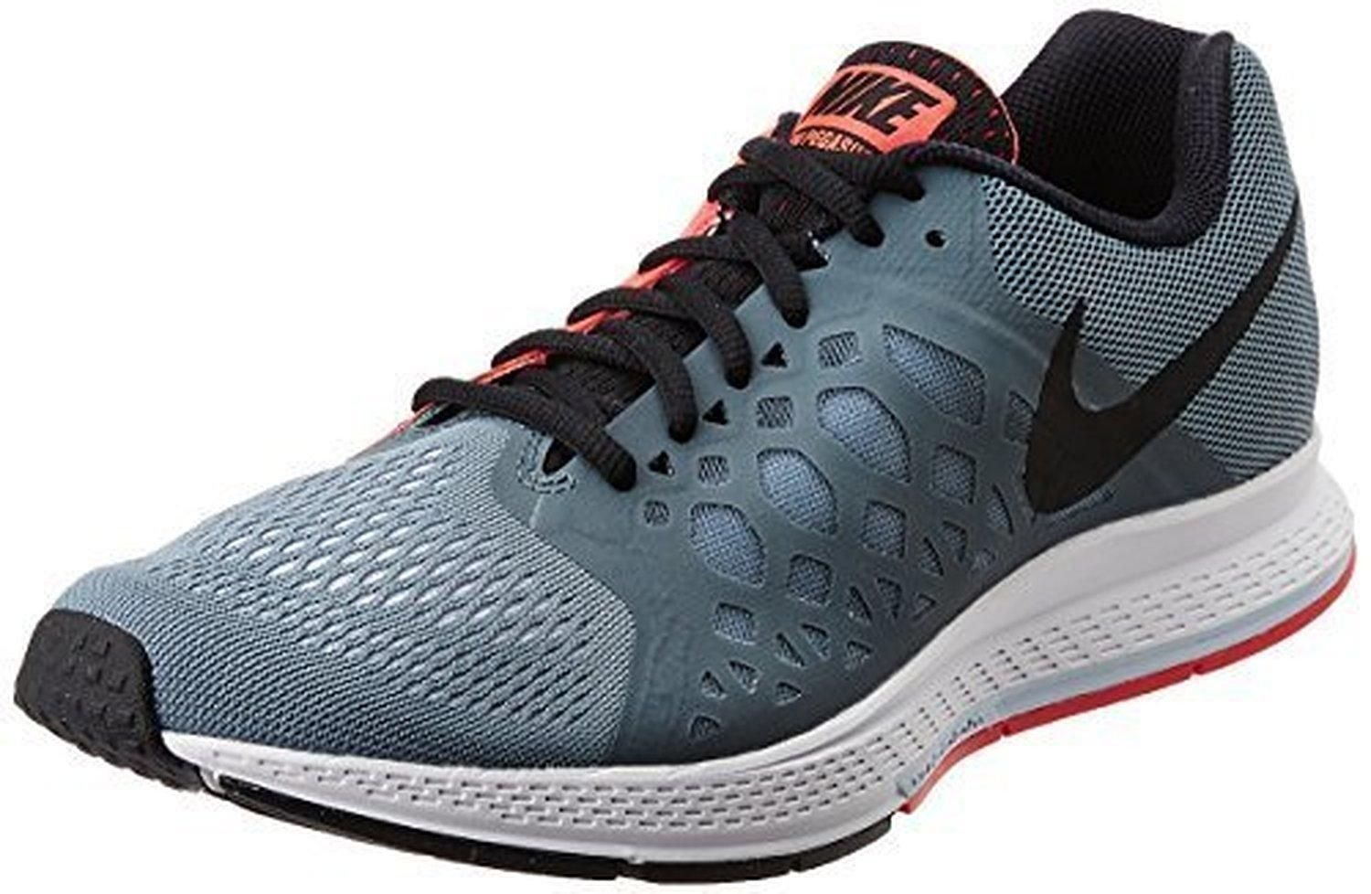 Nike Men's Air Zoom Pegasus 31, BLUE GRAPHITE/BLACK-WHITE-CLSSC CHRCL, 10.5 M US - Brought to you by Avarsha.com