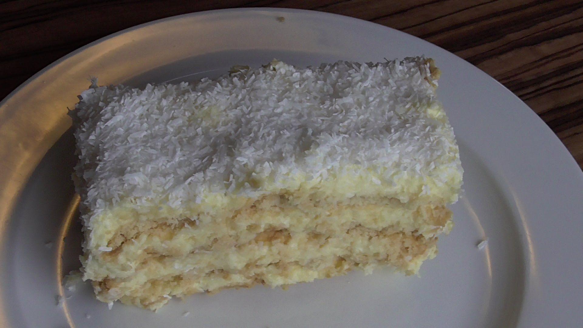 Das Rezept für den Raffaelo-Kokos-Kuchen ohne Backen ist supersimpel und ruckzuck nachgemacht.