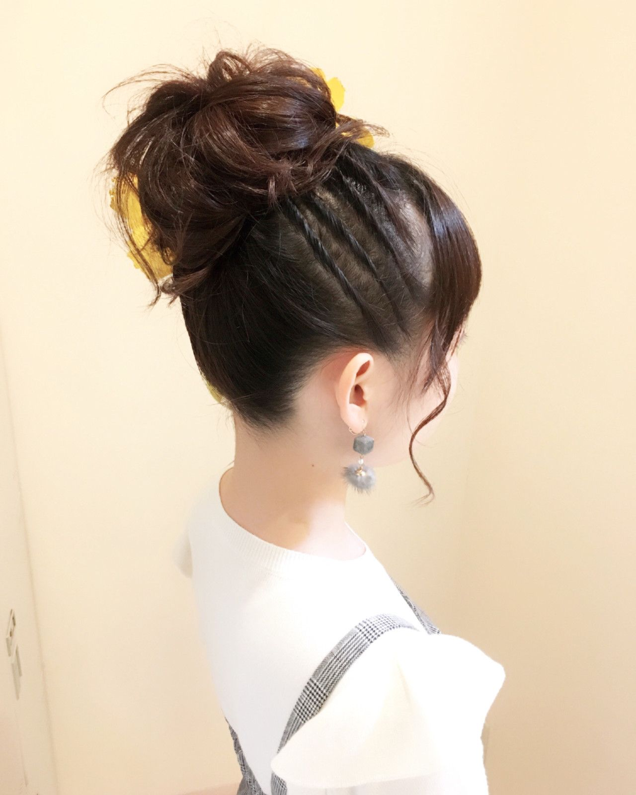 Https Hair Cm Snap 342268 簡単 ヘアアレンジ 簡単ヘア ヘアアレンジ