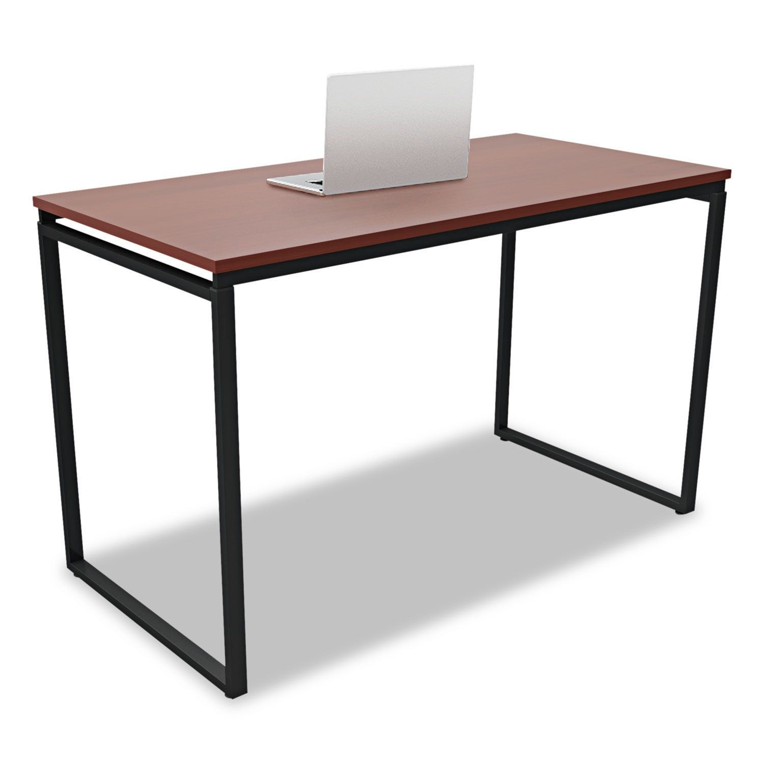 Linea Italia Seven Series Rectangle Desk 47 1 4 X 23 5 8 29 2