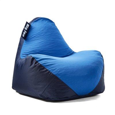 Big Joe Warp Bean Bag Chair Upholstery: Navy/Blue   Http://