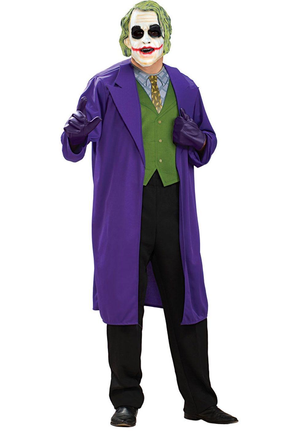disfraces de halloween joker