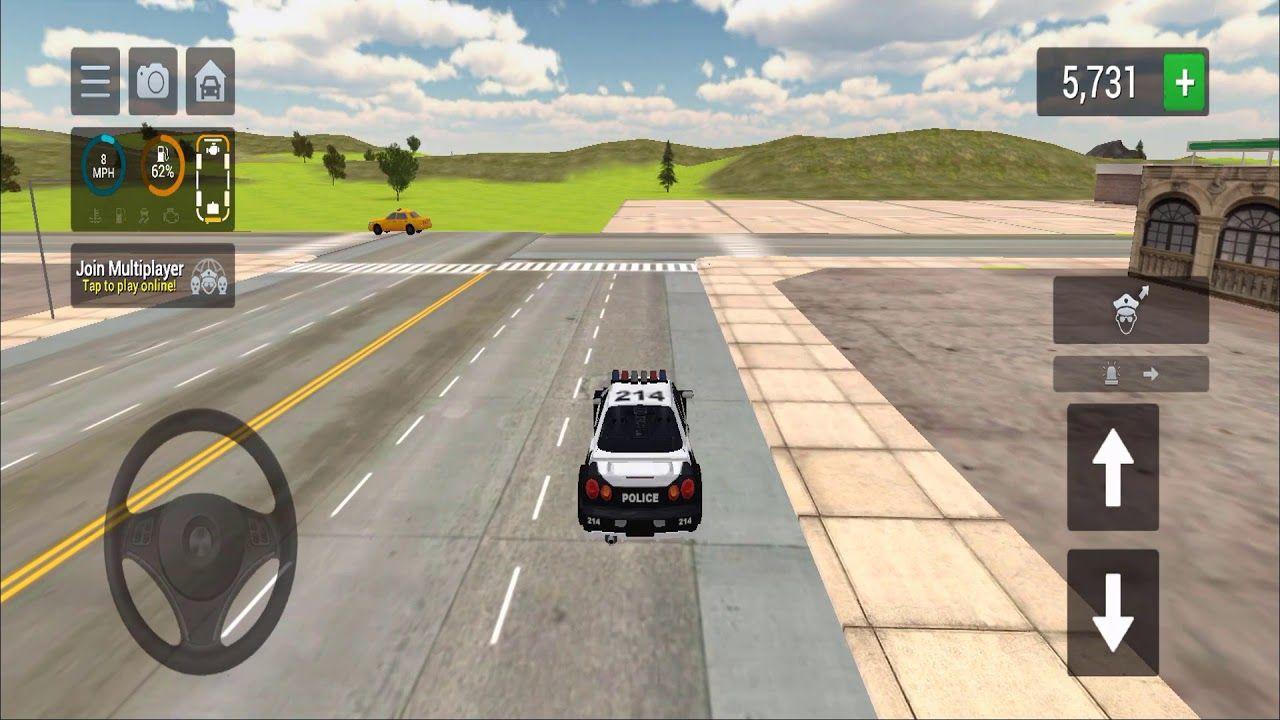 Car Simulator 2 Car Driving Simulator Police Car Simulator 34 And Police Cars Simulation Car