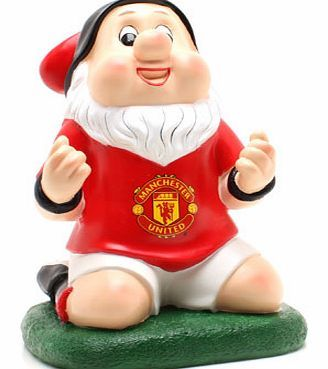 Manchester United FC Plush Gnome