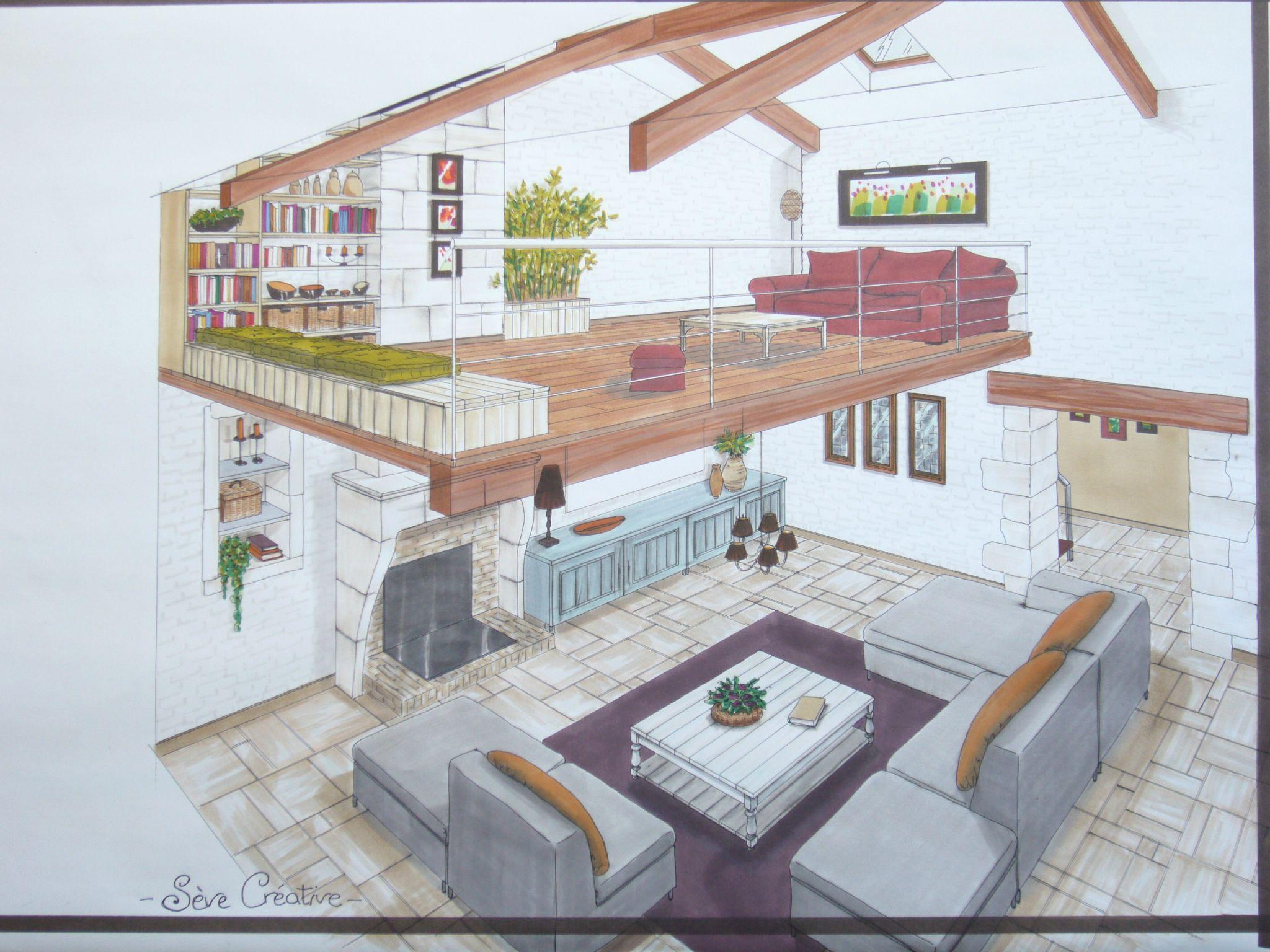 conseils en am nagement d 39 une b tisse ancienne espaces de la maison pinterest maison. Black Bedroom Furniture Sets. Home Design Ideas