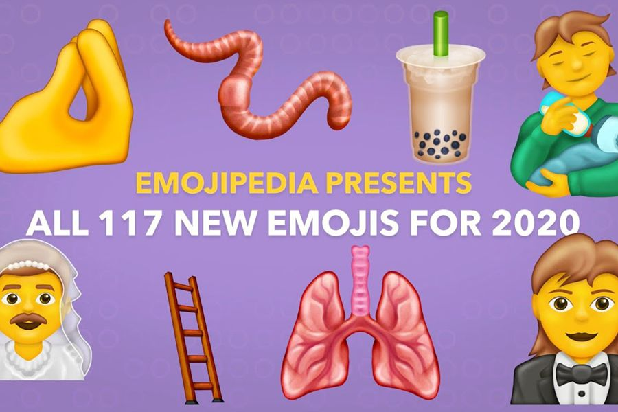 Here Are All 1117 New Emojis for 2020 New emojis, Emoji