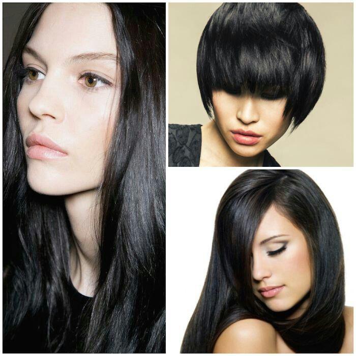 Black Hair Color Hair Color For Black Hair Silver Hair Color Formula Dark Hair