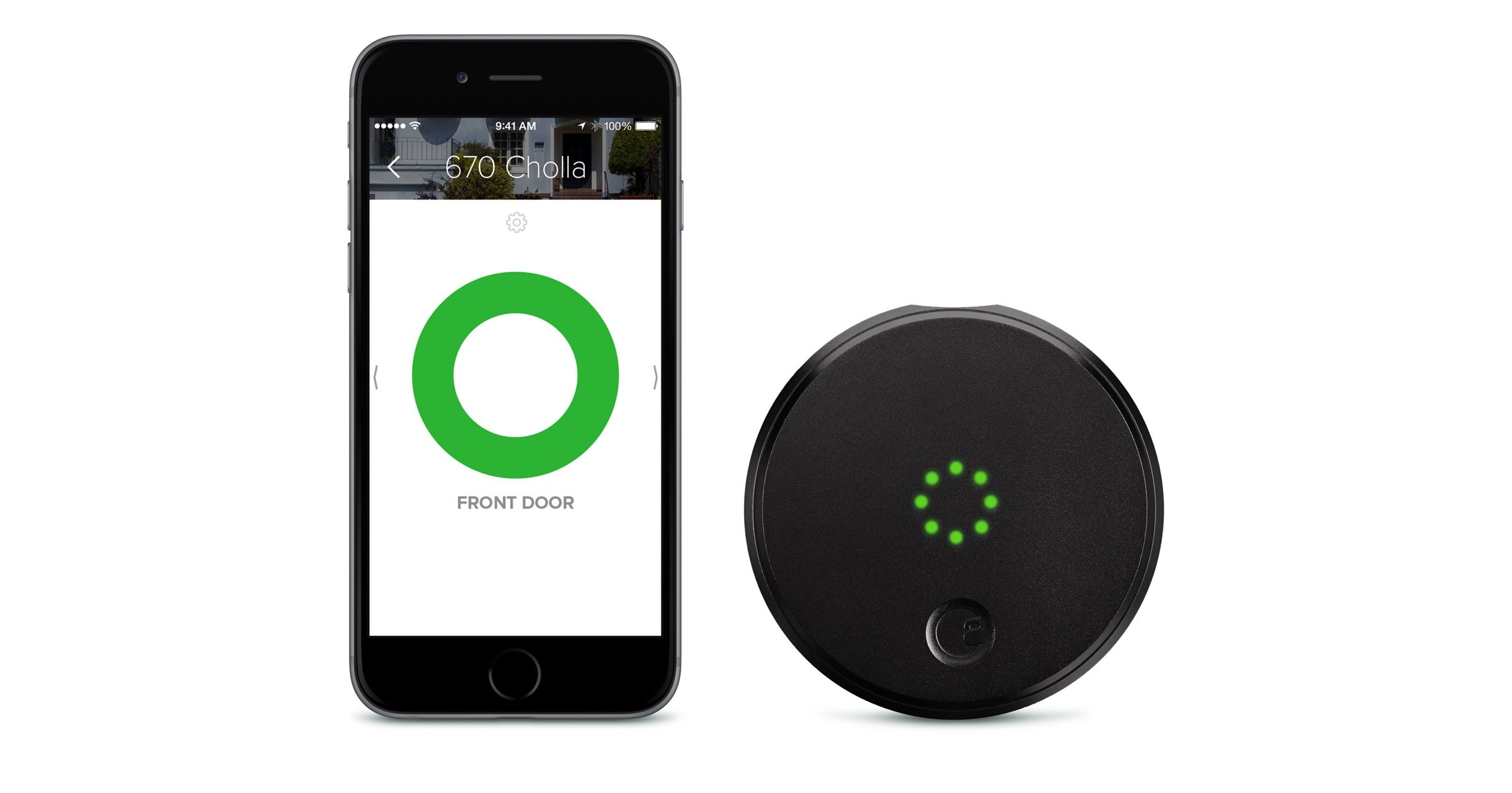 The August Smart Lock gives you an intelligent, secure way to ...
