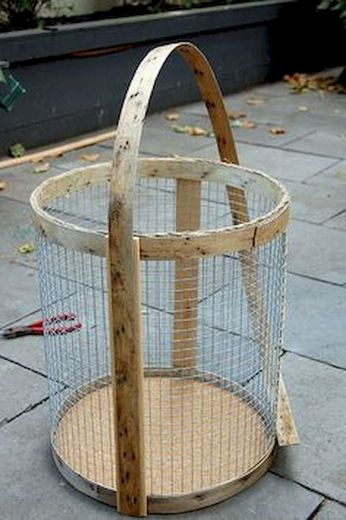 41 Best Ideas To Reuse Old Wire Baskets images