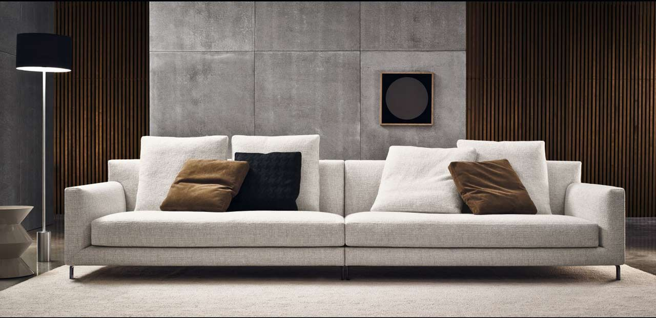 Beautiful Minotti Sectional Collection Design ~ Http://www.lookmyhomes.com/