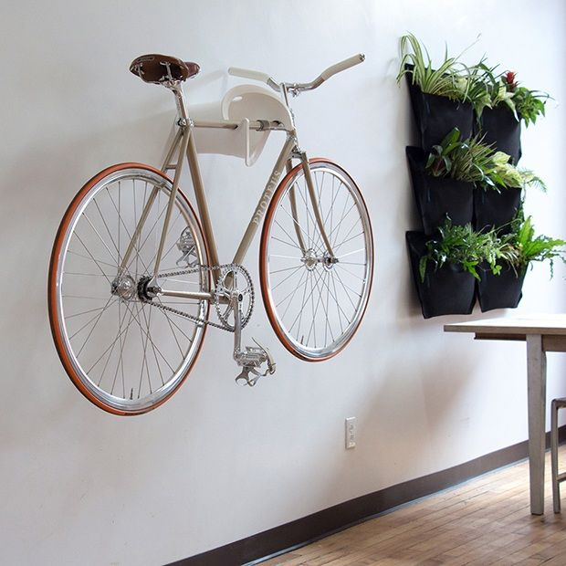 simple bike storage & 20 Very Cool Bike Storage Ideas | Storage ideas Storage and Perfect ...