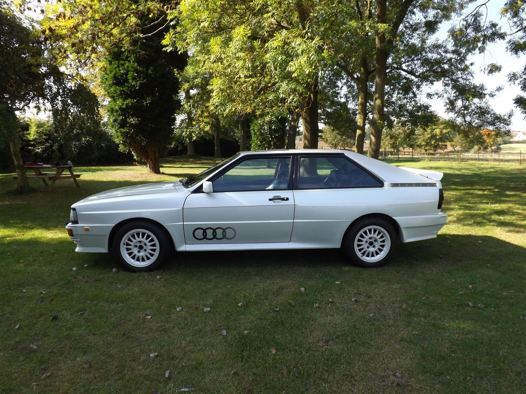 Used Audi Quattro Coupe For Sale In Warwickshire From Classic - Audi car auctions