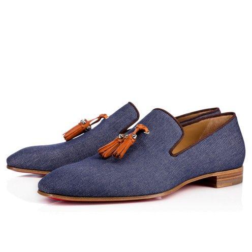 ab6db8f5bca816 Shoes - Dandelion Tassel Flat - Christian Louboutin