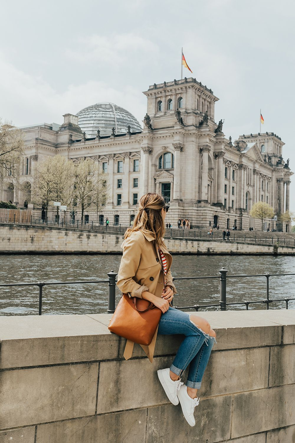 Travel Diary: Day-Trip To Berlin, Germany - LivvyLand Austin Fashion and Style Blogger