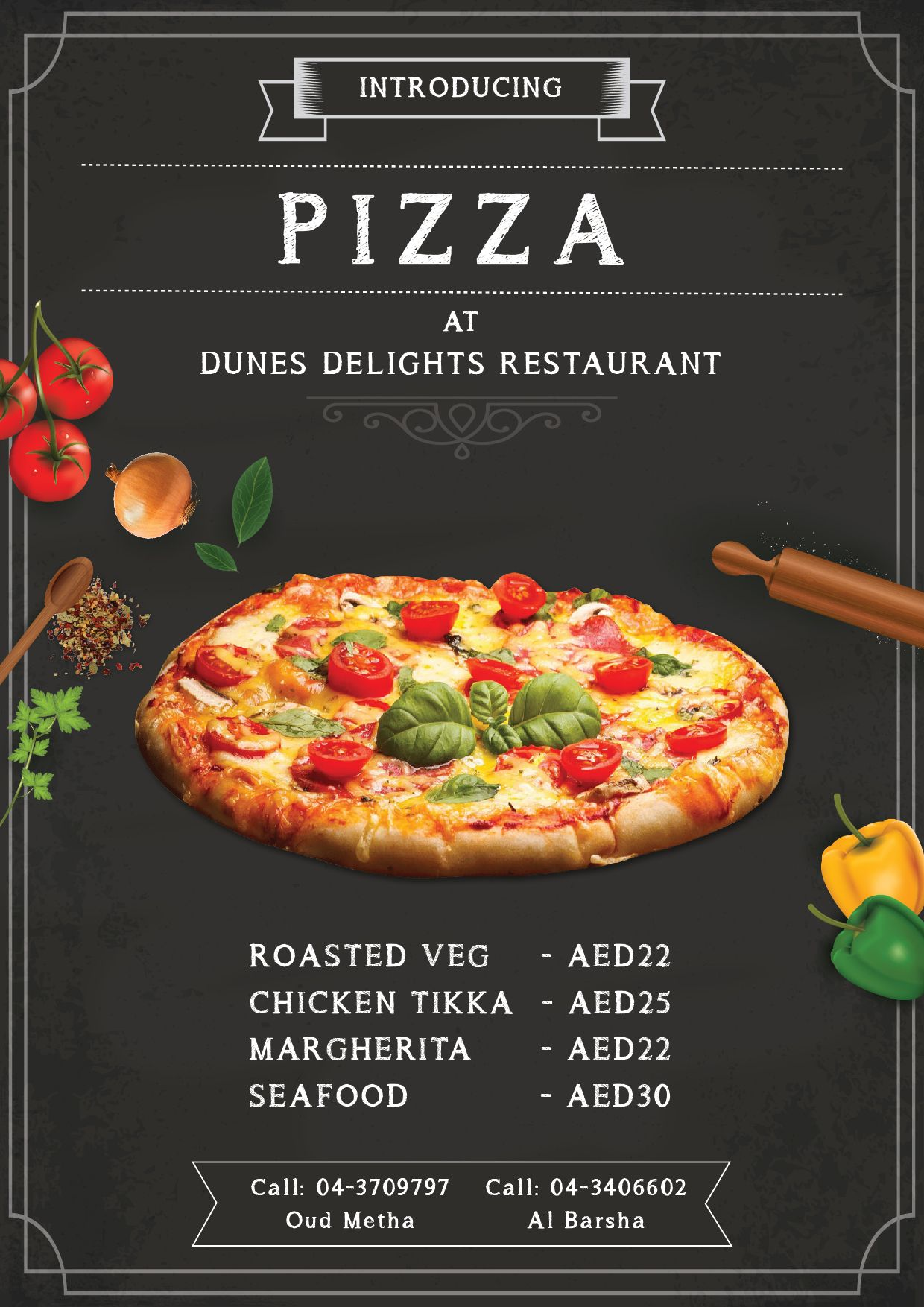 Now Enjoy Your Favorite Pizza In Affordable Price