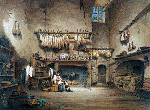 Cocinas de mediados de siglo en pinterest cocina de for Diseno de interiores siglo xix