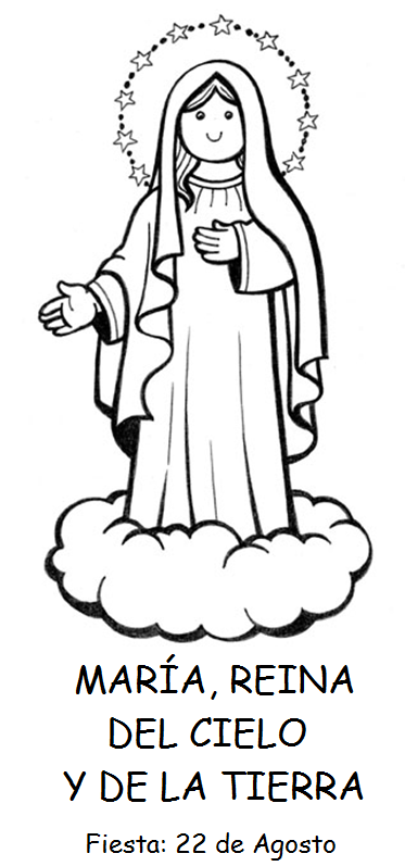 Resultado De Imagen Para Virgen Maria Dibujo Virgen Maria Para Ninos Virgen Maria Dibujo Dibujos De Virgen