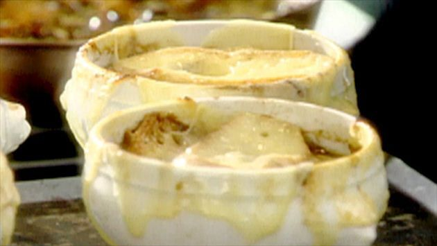 French Onion Soup Recipe In 2018 Soupsstewschili Pinterest