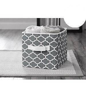 835a90471d78769fadb4c12bc00e3bcd - Better Homes And Gardens Fabric Storage Bin Gray