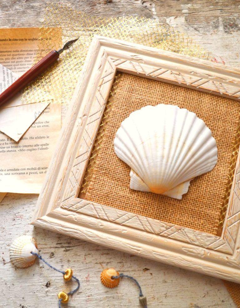 Come realizzare un quadro in stile marino (With images