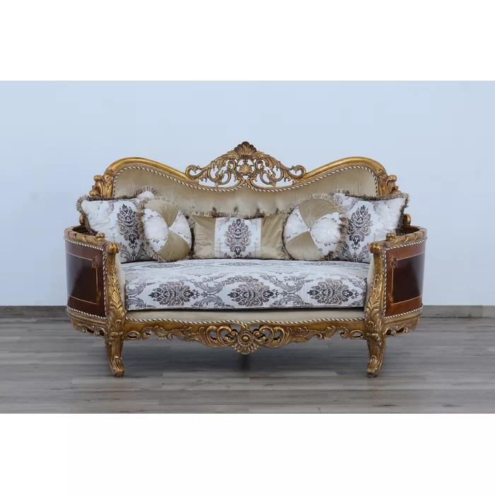Astoria Grand Phaidra Configurable Living Room Set Wayfair With Images Love Seat Genuine Leather Sofa Vintage Leather Sofa