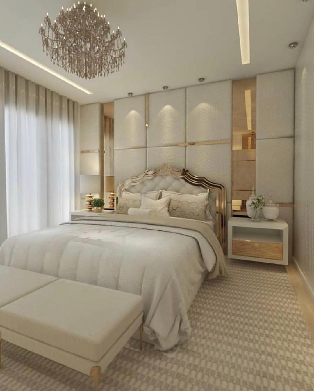Image may contain bedroom and indoor also interiordesignideas interiordesign bedroomdesign rh pinterest