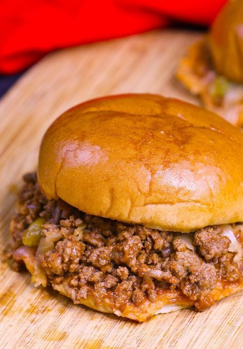 Best Sloppy Joes for a Crowd - TipBuzz