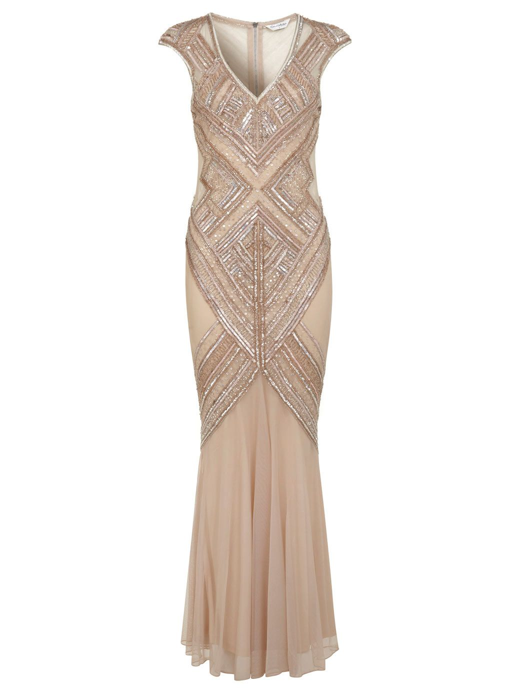 ef03a255f5132 Embellished Maxi Dress - View All - New In - Miss Selfridge ...