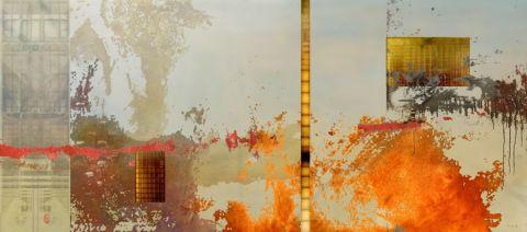 Robert Reynolds - Digital Abstract Artist - ProFoundArtist.com