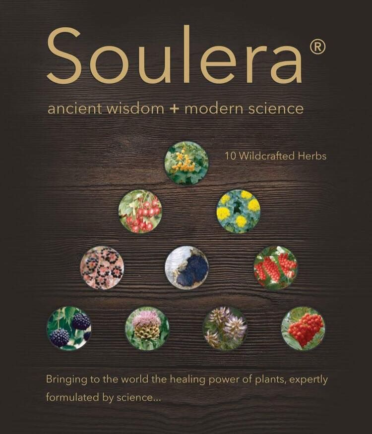 Soulera ancient wisdom & modern science Stress on the