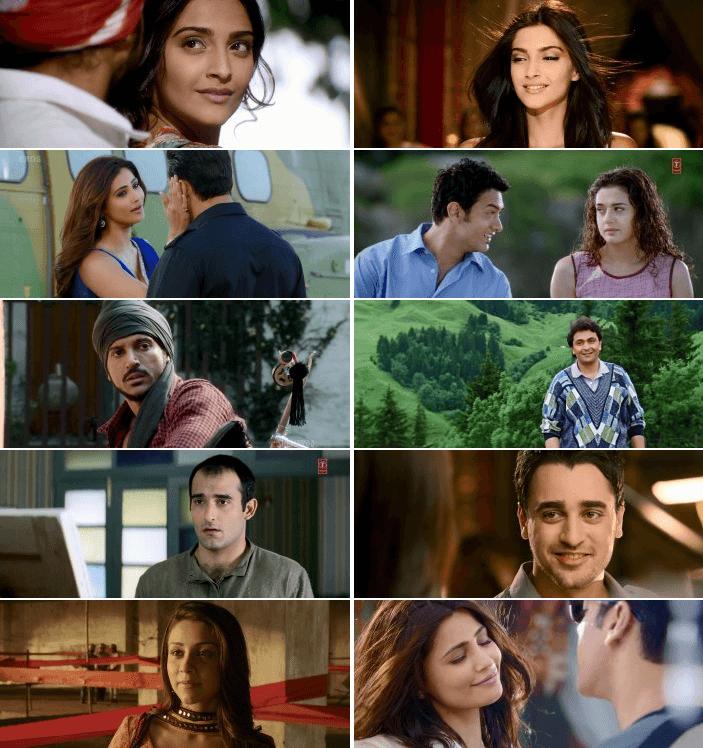 True HD Hindi Video Songs { Vol 16 } Bluray 1080p x264 DTS-HDMA...Hon3y - Video Songs Screenshot