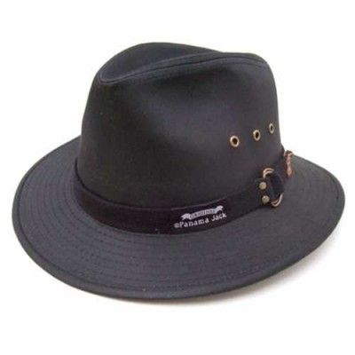 fa97e40bd80 Panama Jack Men s Safari Canvas Web Hat