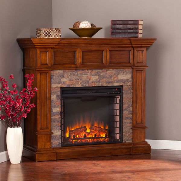 upton home reese simulated stone convertible electric fireplace rh pinterest ca