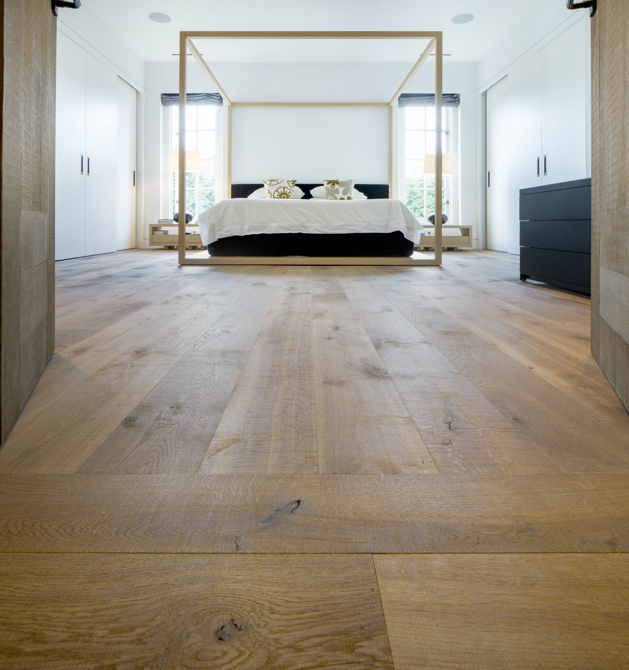 Hakwood Flooring European Oak Sierra Collection