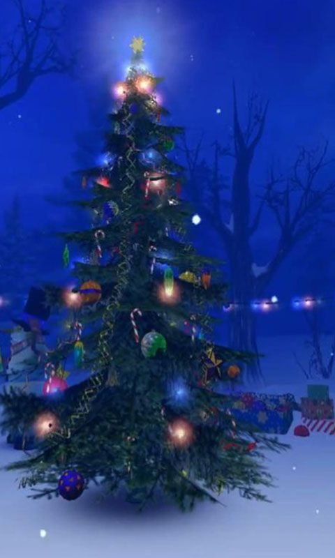 Christmas Live Wallpaper Free Android Apps On Google Play 960x854